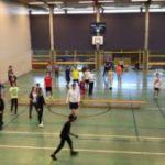 Zweifelderball - Turnier des 9. und 10. Jahrgangs