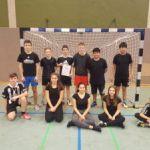 Die Klasse 8c gewinnt den Renata-Cup des 7. und 8. Jahrgangs