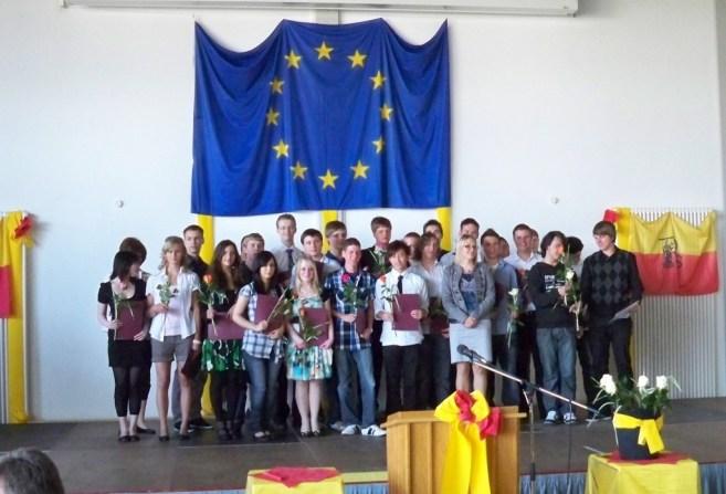 Abschlussklassen 2010-4