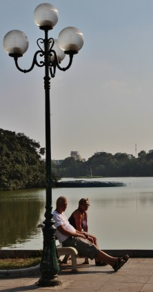 Hoan Kiehm Lake, Hanoi