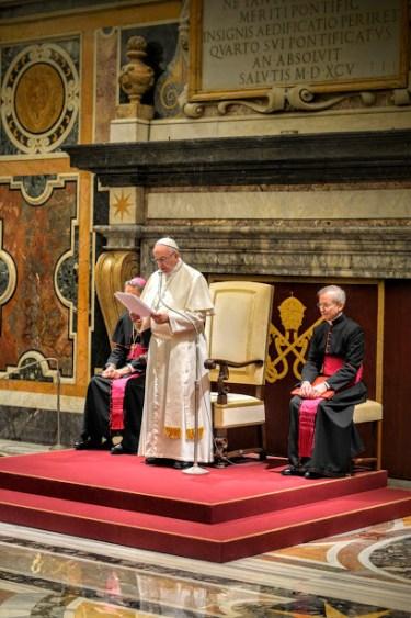 Discours du Pape François_7194