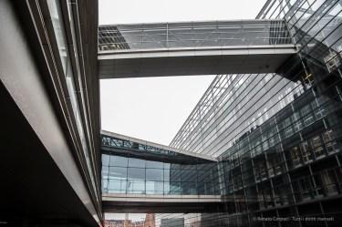 Black Diamond, Kongelige Bibliotek, Copenaghen 2015 - Nikon D810, 16mm (16-85mm ƒ3.5-5.6) 1/100 ƒ/3.5 ISO 400
