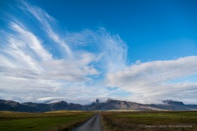 Exiting the Snæfellsnes peninsula toward Akranes. Nikon D810, 24 mm (24-120.0 mm ƒ/4) 1/400 sec ƒ/4.5 ISO 64