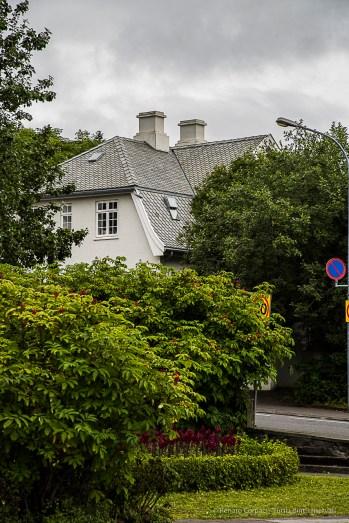 Residence by the Tjörnin (Pond). Nikon D810, 28.0mm (24-120.0mm ƒ/4.0) 1/250 sec ƒ/8 ISO 400