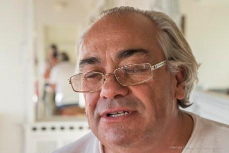 "Ronda, the poet Javier Toro welcomes the visitors in his Villa Zambra. Nikon D810, 85 mm (85.0 mm ƒ/1.4) 1/100"" ƒ/8 ISO 1600"