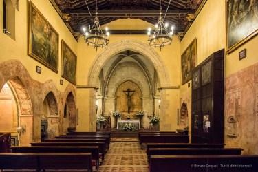 """Palos de la Frontera, Monastey of Santa Maria de la Ràbida. Nikon D810 24 mm (24-120 mm ƒ/4) 1/160"""" ƒ/4 ISO 12800"""