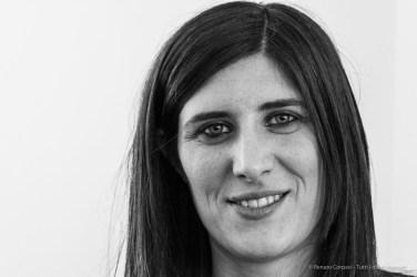 Chiara Appendino, mayor of Turin. December 2017. Nikon D810, 85 mm (85.0 mm ƒ1.4) 1/160 ƒ/8 ISO 12800