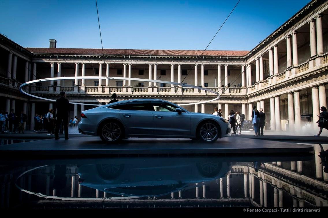 Audi City Lab, Fifth Ring, Milano, Seminario Arcivescovile.