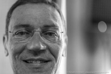 """Fabio Innocenzi, UBS Italy Country Head. Milano, April 2018. Nikon D810 85 mm (85 mm ƒ/1.4) 1/125"""" ƒ/1.4 ISO 1000"""