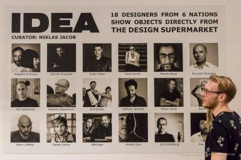 Provenienti da 6 paesi, 18 designer mostrano le loro opere presso SUPERSTUDIO