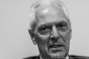 "Marco Tronchetti Provera, businessman. Chief Executive Officer of Pirelli & C. SpA. Milano, April 2018. Nikon D810 85 mm (85 mm ƒ/1.4) 1/160"" ƒ/1.4 ISO 1250"