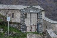 Abbazia romanica di San Pietro al Monte - Nikon D810, 125mm (80-400 ƒ/4.5-5.6) 1/125sec ƒ/8 ISO 64