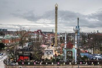 Copenaghen, Tivoli - Nikon D810, 18mm (16-85mm ƒ/3.5-5.6) 1/400sec ƒ/8 ISO 800
