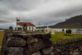 The Church and cemetery in Sudavic. Nikon D810, 24 mm (24-120.0 mm ƒ/4) 1/320 sec ƒ/9 ISO 1600