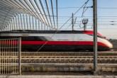 """Santiago Calatrava. Reggio Emilia, Stazione AV Mediopadana. Nikon D810, 24 mm (24 mm ƒ/1.4) 1/160"""" ƒ/8 ISO 64"""