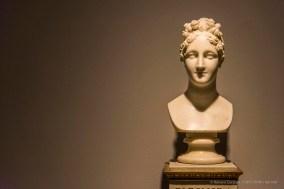 "Antonio Canova, Bust of Eleonora D'Este. Nikon D810, 66 mm (24-120.0 mm ƒ/4) 1/400"" ƒ/4 ISO 3200"
