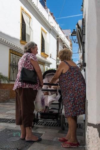 """Grannies. D810, 34 mm (24-120.0 mm ƒ/4) 1/160"""" ƒ/8.0 ISO 64"""