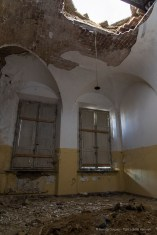 "Volterra, formerly the psychiatric asylum. January 2017. Nikon D810, 24 mm (24-120.0 mm ƒ/4) 4"" ƒ/8 ISO 64."