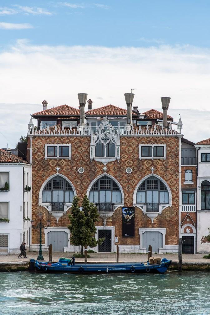 """Casa dei Tre Oci (Three eyes house). Nikon D810, 105 mm (24-120 mm ƒ/4) 1/250"""" ƒ/8 ISO 100"""