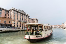 Venezia, back on the Canal Grande. Nikon D810, 24 mm (24.0-120.0 mm ƒ/4) 1/160 ƒ/4.5 ISO 64