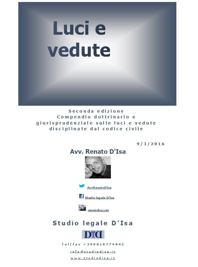 Luci e vedute - II^ edizione