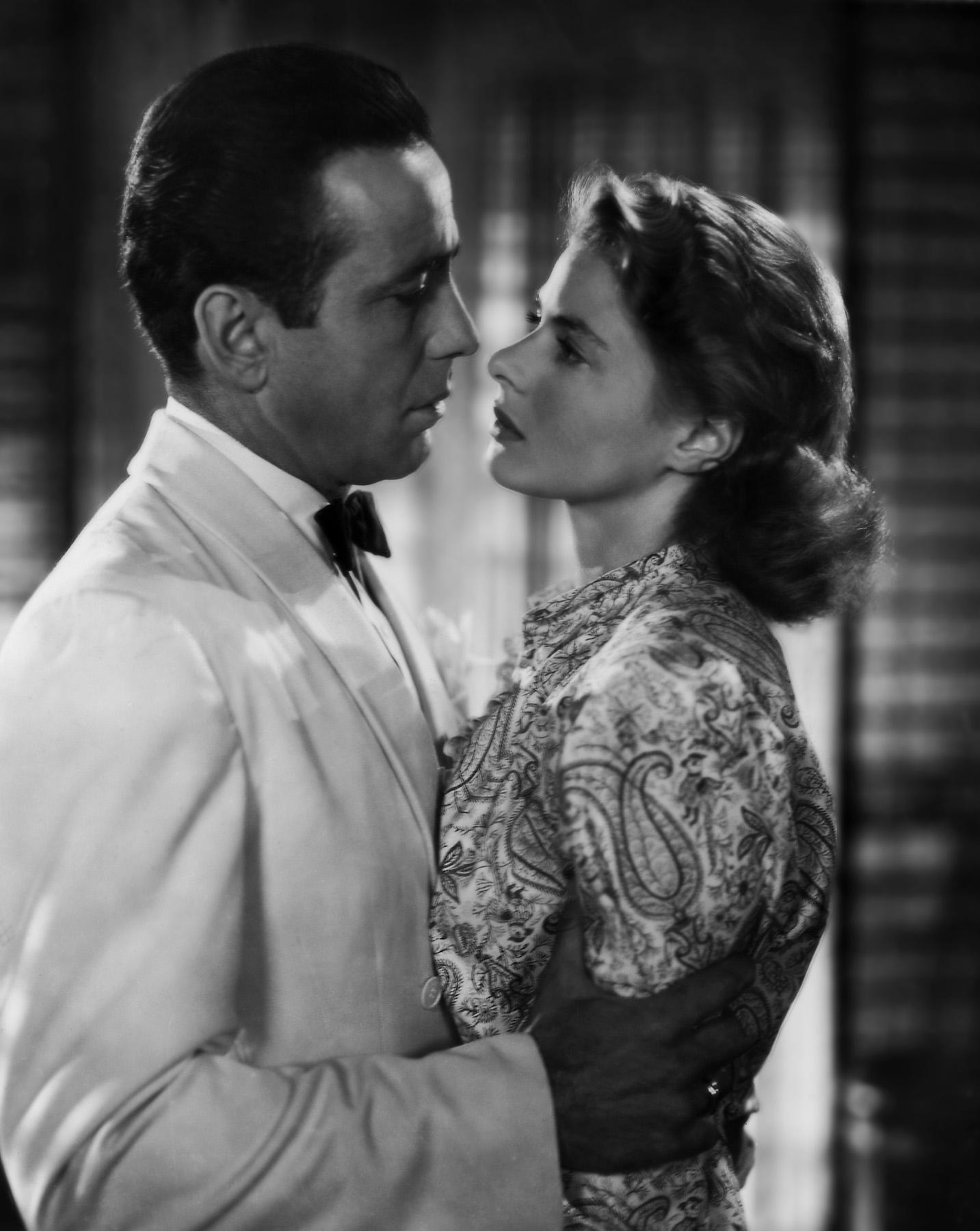 """1 - """"Casablanca"""" (1942)"""