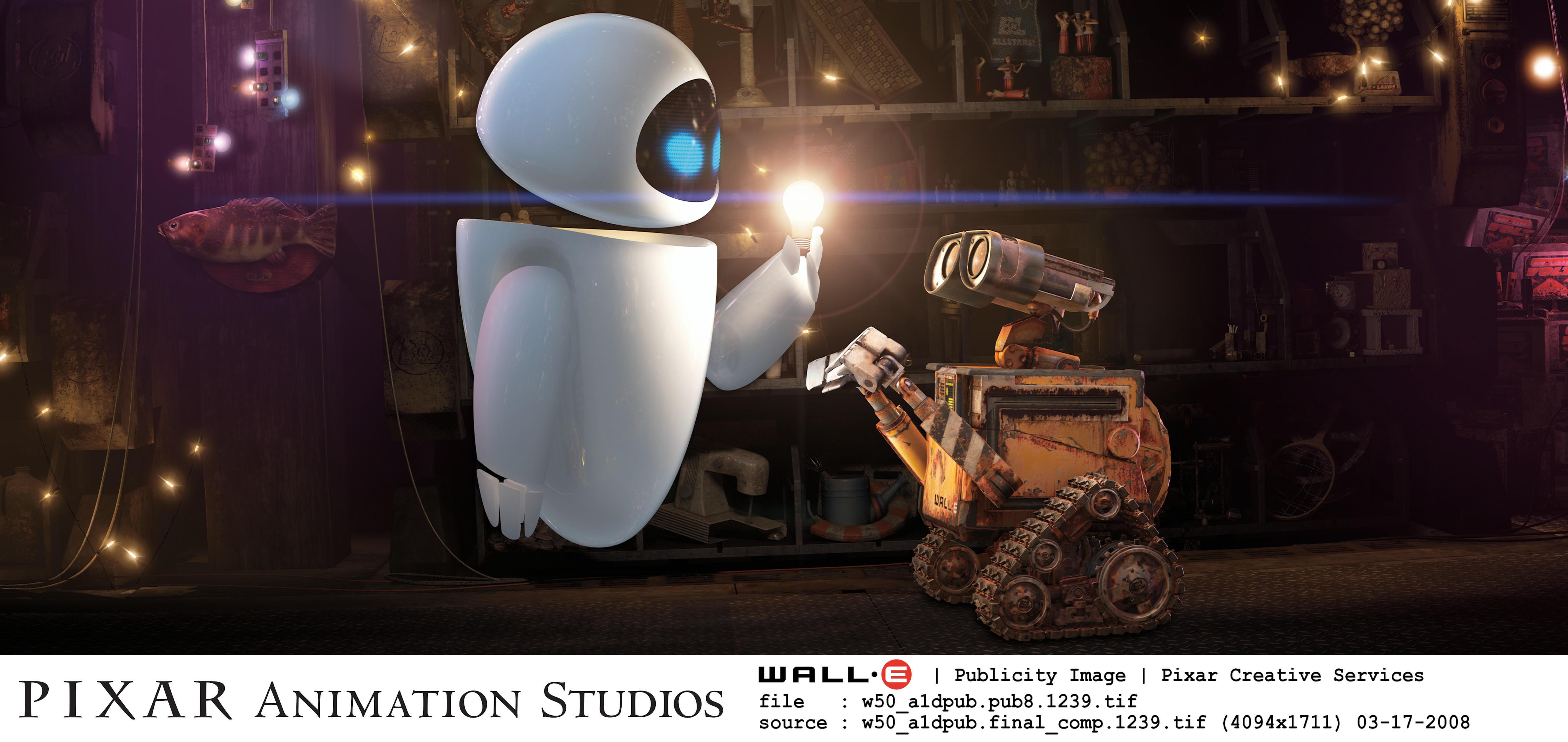 """9 - """"Wall-E"""" (2008)"""