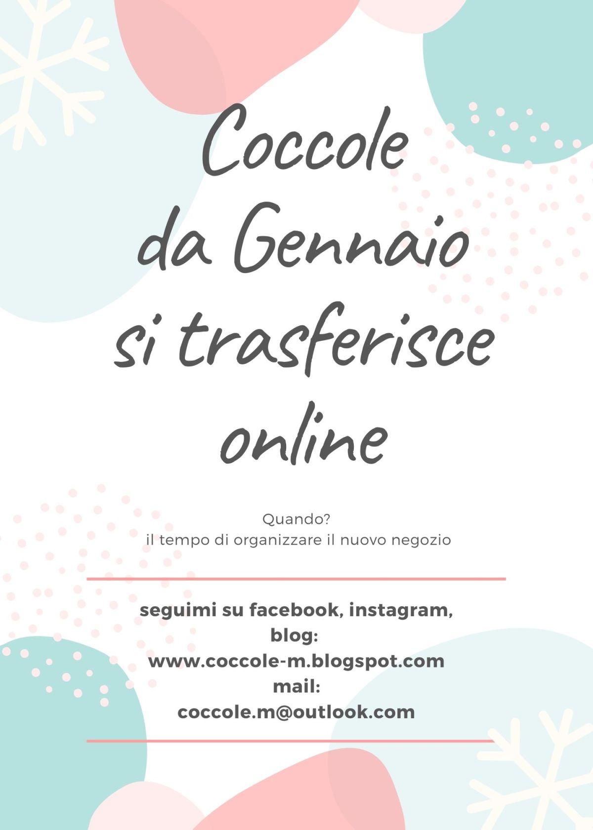 locandina coccole online