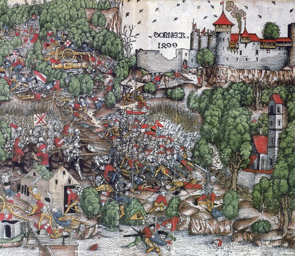 Bataille de Dornach