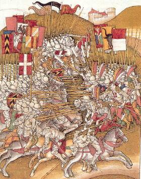bataille de Laupen