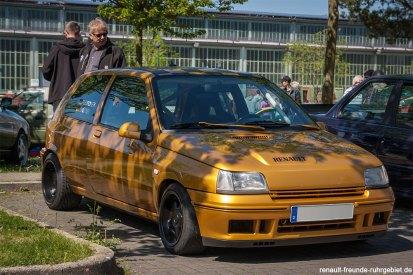 Renault Clio A 16V bei der Youngtimer Show in Herten