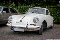 Porsche 356 bei der Nordstern Klassik