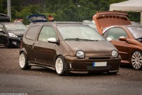 Renault Twingo 1 beim 1. Franzosen Day in Oberhausen