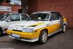 Renault 11 GTE beim 21. Renault Oldie Treffen in der Eifel