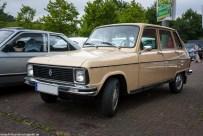 Renault 6 beim Oldtimertreff Ruhr (Juli)
