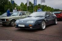 Alpine GTA beim Oldtimertreff Ruhr (Juli)