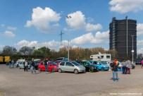 Saisoneröffnung 2017 der Twingo Freunde NRW in Oberhausen