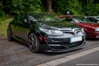 Renault Treffen beim Cafe 477 in Bergheim