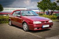 Renault 19 RSI Cabrio beim 2. ADAC Youngtimertreffen-Ruhr in Wit