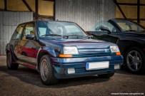 Renault 5 beim US-Car und Youngtimer-Treffen auf Gut Keinemann i
