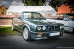 BMW E30 Cabrio beim US-Car und Youngtimer-Treffen auf Gut Keinem