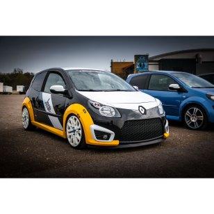Renault Twingo R.S. - Saisoneröffnung 2018 der Twingo Freunde NRW in Oberhausen