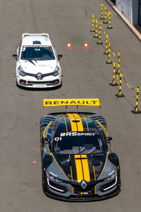 International Renault Sport Track Day 2018