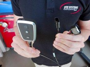 Einbau der PedalBox von DTE-Systems
