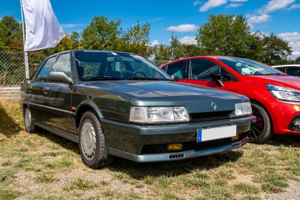 Renault 21 Turbo - D´ARC Sommertreffen 2018 am Nürburgring