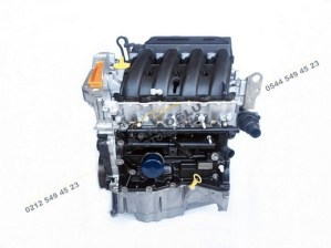 Clio Symbol Komple Motor 1.4 K4J 7701474705