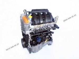 Megane Scenic Komple Motor 1.4 K4J 750 7701471831