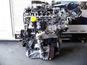 Koleos Komple Motor 2.0 Dizel 8200729306 8200729307 8201122861