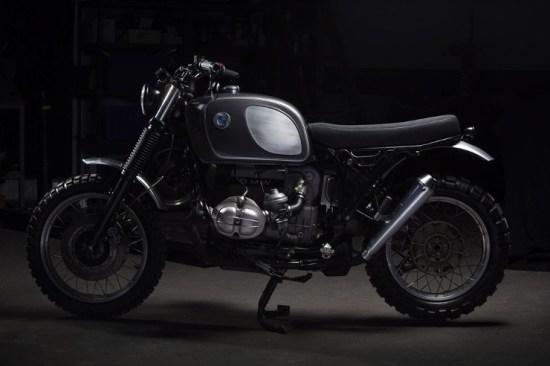 FUEL Bespoke Motorcycles BMW   CustomBike.cc