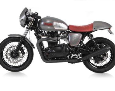 LOSSA 2011 Triumph Thruxton | CustomBike.cc
